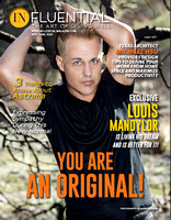 Louis Mandylor, Influential Magazine
